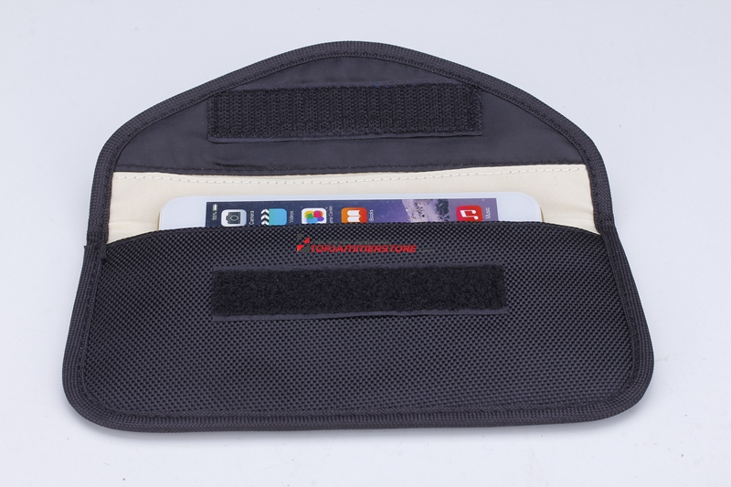 Block phone number on cell phone - cell phone jammer bag