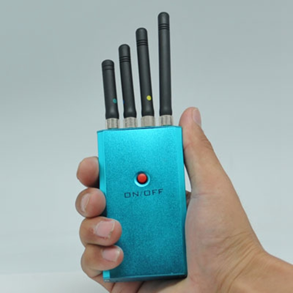 All frequency jammer - New Cellphone Style Mini Portable Cellphone 3G & 4G LTE Signal Jammer