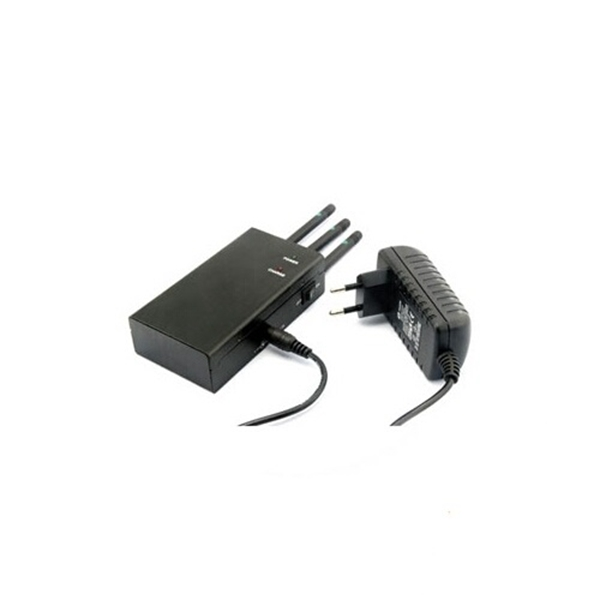 Bluetooth jammer - portable wifi + bluetooth + cell phone signal jammer