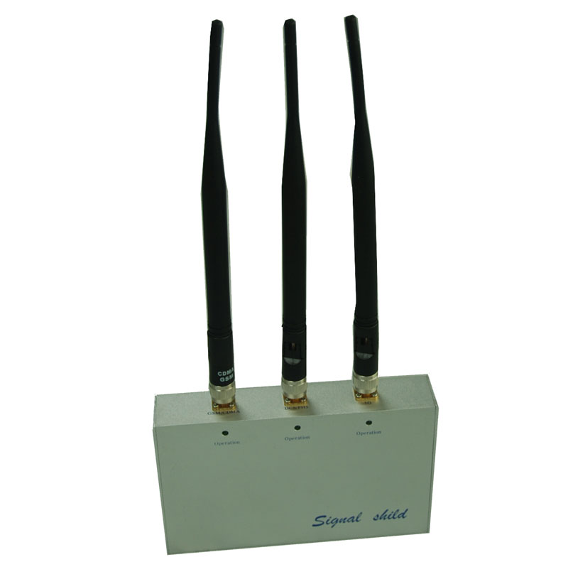 Cell phone gps wifi signal jammer - Portable Full-function Cell Phone & GPS Jammer