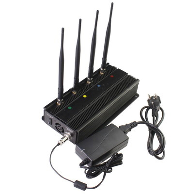 Cell phone jamme - desktop cell phone jammer