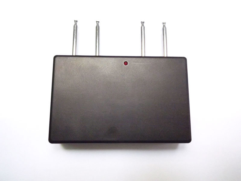 3g all mobile - High Power Car Remote Control Jammer (270MHZ/ 315MHz/ 390MHZ/433MHz, 50 meters)