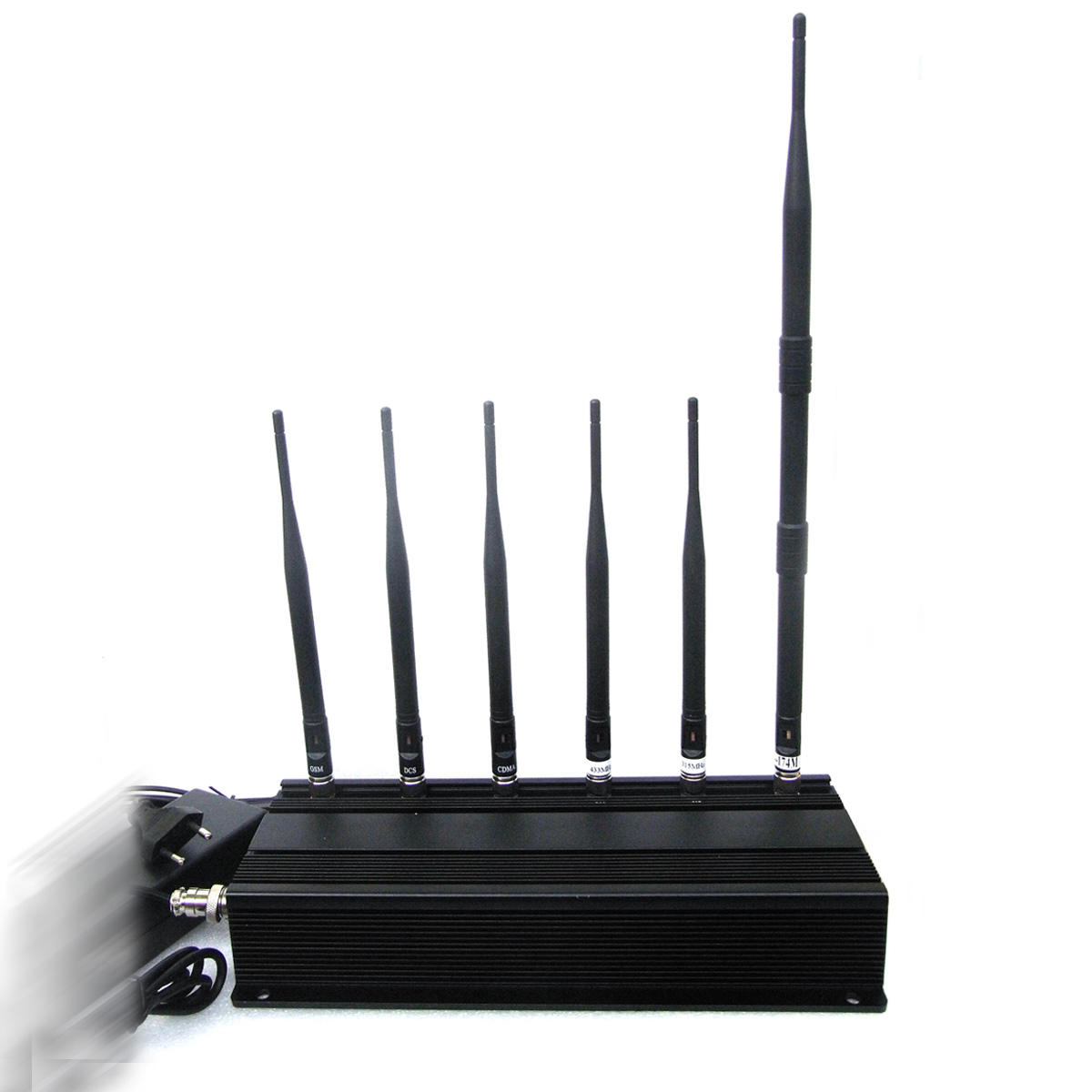 315mhz wireless car jammer , Adjustable 315MHz Jammer