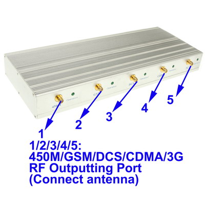 Mobile phone jammer Huntsville - China Factory Mobile Phone And Wifi Isolator Coverage 20 m