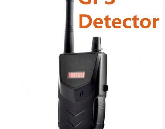 GPS Detector find any hidden real time gps tracker