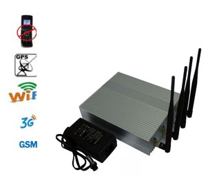 Cell phone blocker in classroom | High Power Signal Jammer for GSM CDMA DCS PCS 3G Cell Phone - GSM/CDMA/3G Jammer