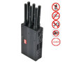 Audio jammer - Portable 3G + GPS + Lojack Cell Phone Signal Jammer - Car Use Jammer