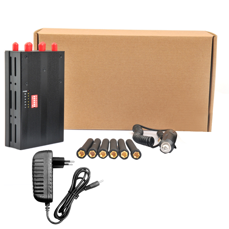 3g 4g wifi mobile phone signal jammer , mobile phone signal isolator