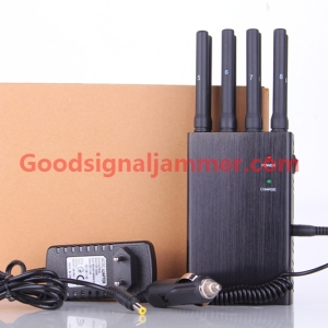 All signal jammer | China 6 Antenna Handheld Bluetooth WiFi GPS Cellphone Jammer - China Portable Cellphone Jammer, GPS Lojack Cellphone Jammer/Blocker